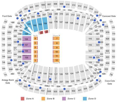 Reliant Stadium Tickets and Reliant Stadium Seating Chart ...