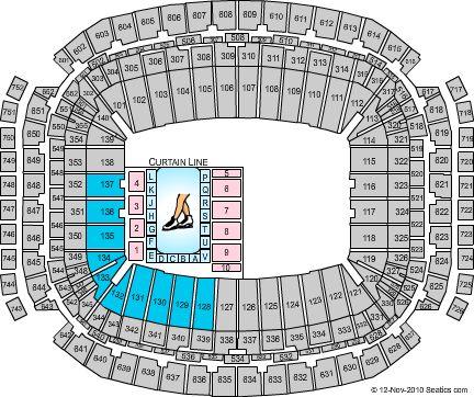 NRG Stadium Tickets and NRG Stadium Seating Chart - Buy NRG Stadium on