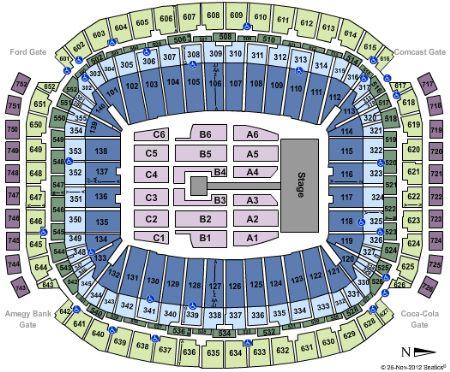 Nrg Stadium Tickets And Nrg Stadium Seating Chart Buy Nrg Stadium