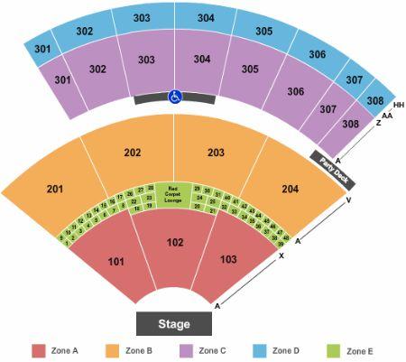 Oak mountain amphitheatre tickets and oak mountain amphitheatre