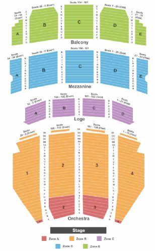 Ohio theatre tickets and ohio theatre seating chart buy ohio