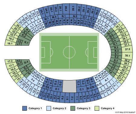 Olympiastadion Berlin Plan