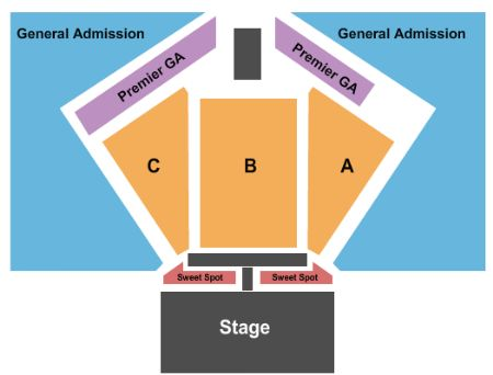 Oregon Jamboree Tickets and Oregon Jamboree Seating Chart - Buy ...