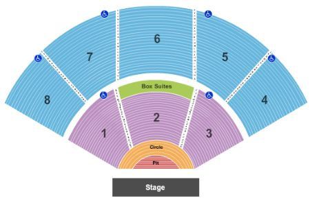 Pacific amphitheatre tickets and pacific amphitheatre seating
