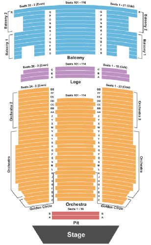 Asbury Park Convention Hall Tickets