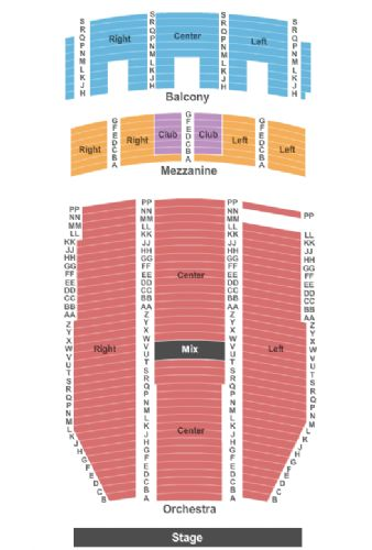 Paramount Theatre Tickets And