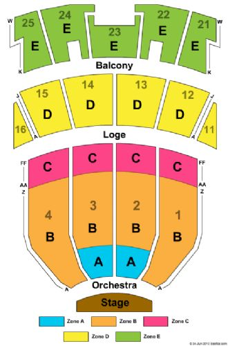 Peabody Auditorium  Auditorium Blvd Daytona Beach Fl