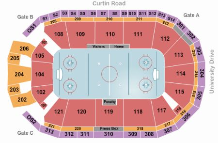Pegula Ice Arena At Penn State Tickets And Pegula Ice