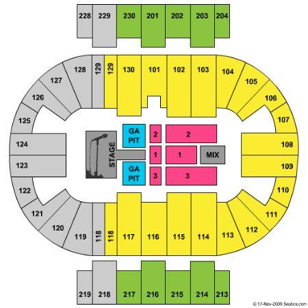Pensacola Bay Center Tickets And Pensacola Bay Center