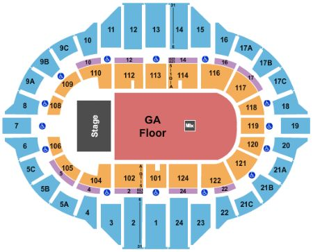 foto de Peoria Civic Center Arena Tickets and Peoria Civic
