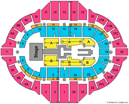 Peoria Civic Center Arena Tickets And Peoria Civic Center Arena Seating Chart Buy Peoria Civic Center Arena Peoria Tickets Il At Stub Com