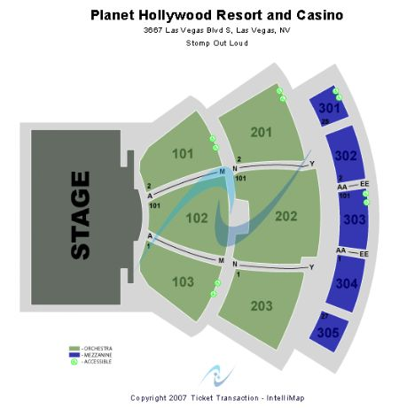 planet hollywood showroom planet hollywood resort casino tickets and planet hollywood. Black Bedroom Furniture Sets. Home Design Ideas