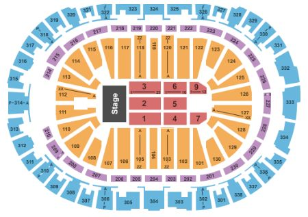 Pnc arena tickets and pnc arena seating chart buy pnc arena