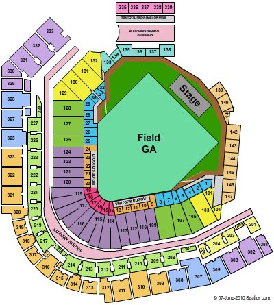Pnc Park Seating Map Www Napma Net
