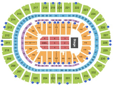 Ppg Paints Arena Tickets And Ppg Paints Arena Seating