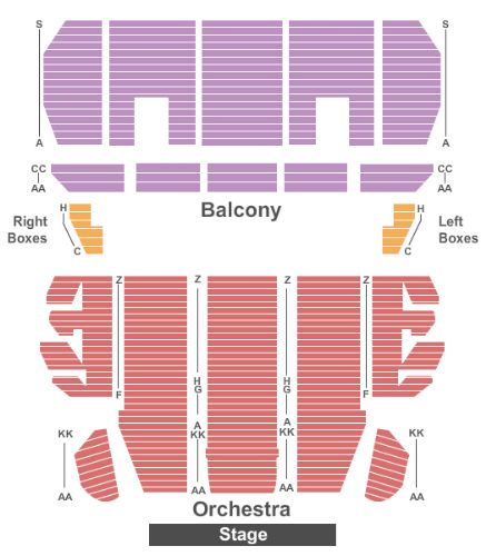 Proctors theatre tickets and proctors theatre seating chart buy