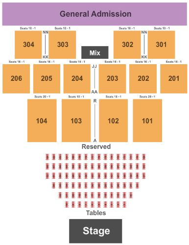 Queen Mary Tickets And Queen Mary Seating Chart Buy Queen