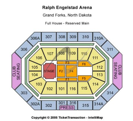 Ralph engelstad arena tickets and ralph engelstad arena seating