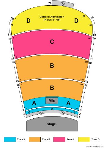 Red rocks amphitheatre tickets and red rocks amphitheatre seating