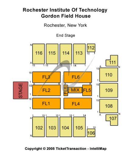 Gordon Field House 1