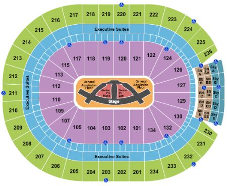 Rogers Place Tickets And Rogers Place Seating Chart Buy Rogers