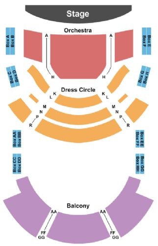 Rose Theater Seating Chart Hd Image Flower And Rose