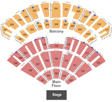 Rosemont theatre tickets and rosemont theatre seating chart buy
