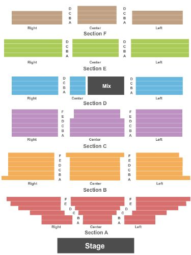 Royal oak music theatre tickets and royal oak music theatre seating