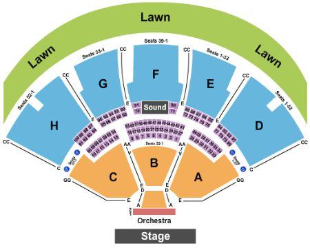 Klipsch Music Center Seating Chart Pdf Nice Houzz