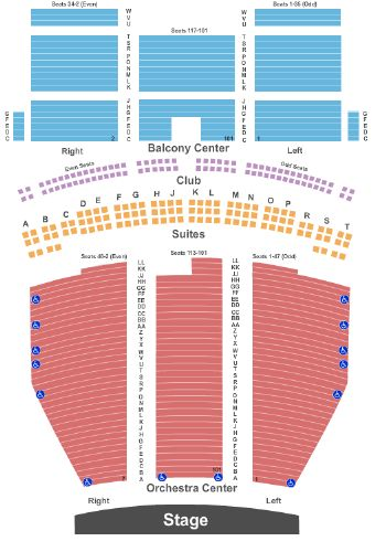 Saenger Theatre Tickets And Saenger Theatre Seating Chart