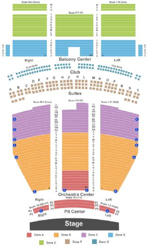 Saenger theatre tickets and saenger theatre seating chart buy
