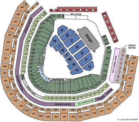 Safeco field tickets and safeco field seating chart buy safeco