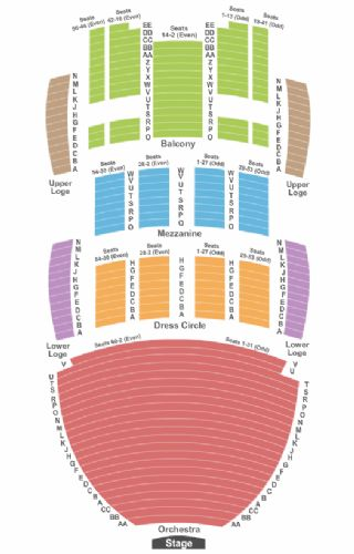 San Diego Civic Theatre Tickets and San Diego Civic ...