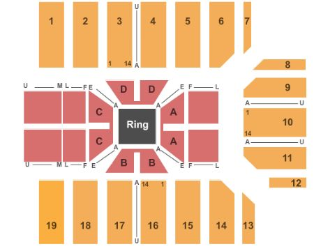 san jose event center seating chart Dolapmagnetbandco