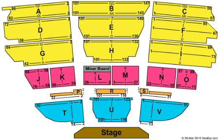 Santa barbara bowl tickets and santa barbara bowl seating chart