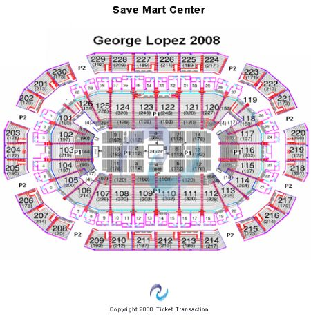 Save mart center tickets and save mart center seating chart buy