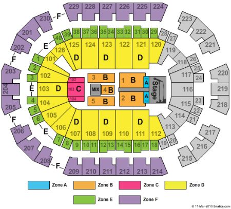 save mart center seating chart rows: Save mart center tickets and save mart center seating chart buy