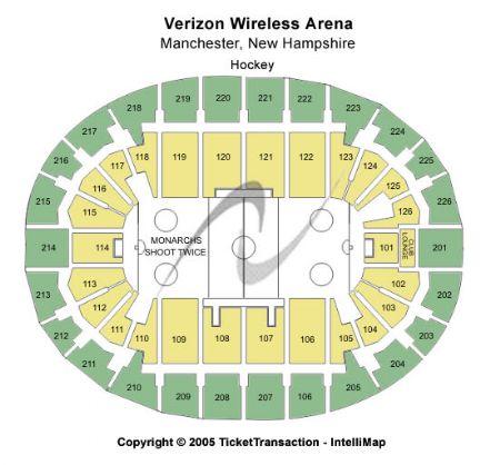 Verizon wireless arena tickets and verizon wireless arena seating