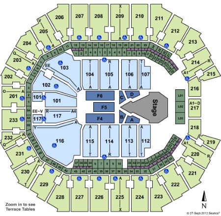 Time Warner Cable Arena Tickets And Time Warner Cable