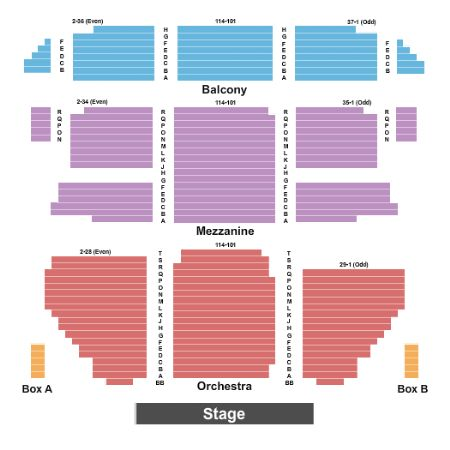 St James Theatre Tickets And St James Theatre Seating