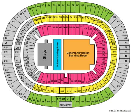 Stade De France Tickets And Stade De France Seating Chart