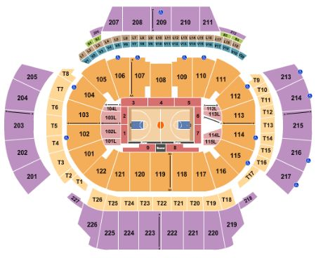 State Farm Arena Tickets And State Farm Arena Seating Chart