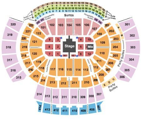 State Farm Arena Tickets and State Farm Arena Seating ...