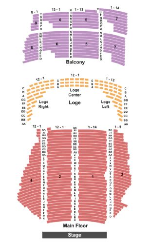 State theatre tickets and state theatre seating chart buy state