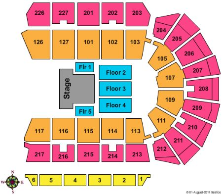 Stockton arena tickets and stockton arena seating chart buy