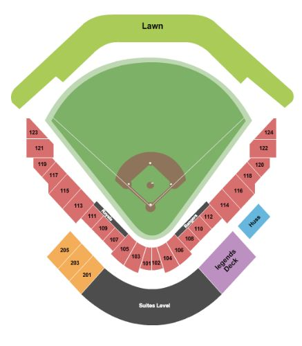 Surprise stadium tickets and surprise stadium seating chart buy