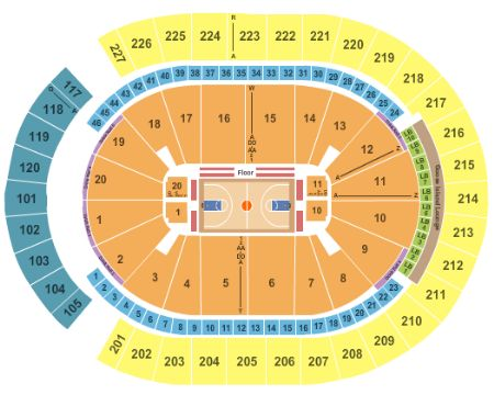 T Mobile Arena Tickets And T Mobile Arena Seating Chart Buy T