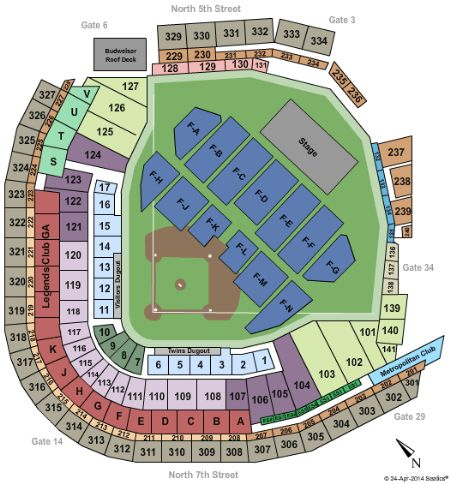 Target Field Tickets and Target Field Seating Chart - Buy ... on target field tips, target field hotels, target field access map, target field section map, target field station, target field layout, target field champions club, target field logo, target field box office, target field suites, target field bloody mary, target field seats, target field directions, target field gate map, target field concerts, target field panoramic, target field food, target field office map, target field facebook, target field tickets,