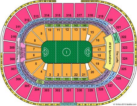 TD Garden Tickets and TD Garden Seating Chart - Buy TD Garden Boston ...