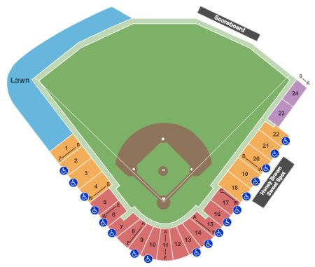 Tempe diablo stadium tickets and tempe diablo stadium seating